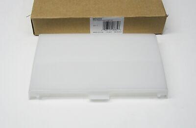 S53740000 Genuine Broan Nutone Bathroom Vent Fan Light Lens Cover New 53740r