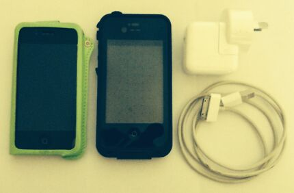 iPhone 4 for sale Redcliffe Belmont Area Preview