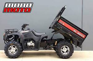 300HD AG BOSS QUAD BIKE ATV AUTO $5,500 RIDE AWAY 5SP TIPPER UTE Brendale Pine Rivers Area Preview