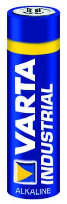 40x Varta Industrial 4006 Alkaline Batterie AA LR06 MN1500 Mignon 1,5 V...