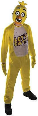 Chica Chick Five Nights Freddy's Video Game Fancy Dress Halloween Child Costume](Chica Costume)