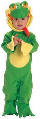 Frog Romper Toad Tree Animal Fancy Dress Up Halloween Baby Toddler Child Costume - Baby Toad Costume