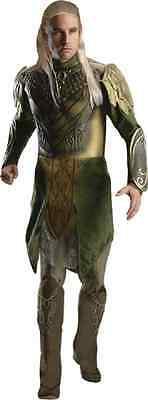 Legolas Greenleaf Hobbit Lord of Rings Elf Fancy Dress Halloween Adult Costume (Greenleaf Costumes)
