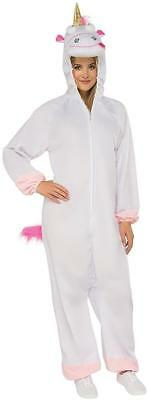 Fluffy Despicable Me 3 Movie Unicorn Fancy Dress Up Halloween Adult Costume - Despicable Me Unicorn Halloween Costume