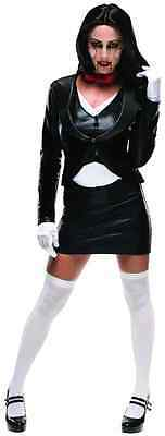Billy Female Saw Movie Puppet Scary Fancy Dress Up Halloween Sexy Adult Costume - Female Film Halloween Costumes
