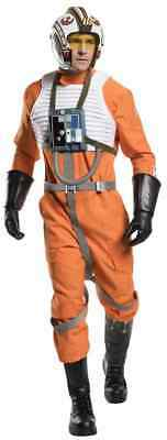 Halloween Fighter Pilot (X-Wing Fighter Pilot Grand Heritage Star Wars Halloween Deluxe Adult)