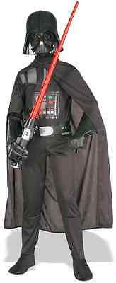 Darth Vader Star Wars Movie Sith Lord Fancy Dress Up Halloween Child Costume ()