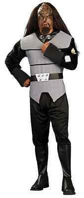 Klingon Star Trek Next Generation Fancy Dress Up - Star Trek Next Generation Halloween Kostüm