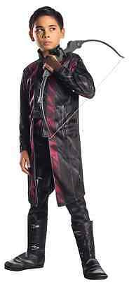 Avengers 2 Hawkeye Costume (Hawkeye Marvel Superhero Avengers 2 Ultron Fancy Dress Halloween Child)