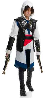 Cutthroat Pirate Boy Assassin's Creed Fancy Dress Halloween Deluxe Child Costume - Kids Assassin Creed Costume
