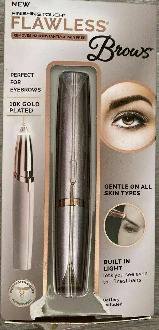 New Brows Hair Remover Flawless Electric Trimmer Hair Remove