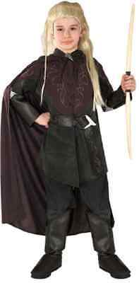 Legolas Elf Lord of the Rings Hobbit Fancy Dress Up Halloween Child Costume - Dress Up Lord Of The Rings