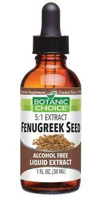 Fenugreek Seed Liquid Extract 1 oz