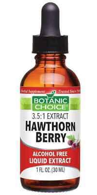 Botanic Choice Hawthorn Berry Liquid Extract, 1 Oz (free same day shipping)