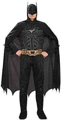 Batman Dark Knight Superhero DC Comics Fancy Dress Up Halloween Adult Costume - Dark Knight Dress Up