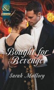 Bought for Revenge (Mills & Boon Historical), Sarah Mallory