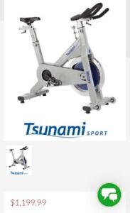 Tsunami Sport Bike!