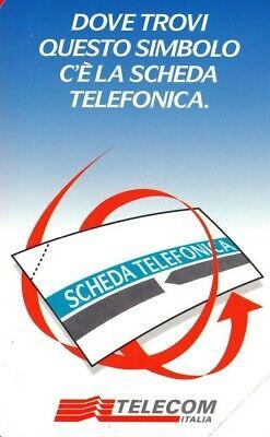 G 528 SCHEDA TELEFONICA NUOVA MAGNETIZZATA QUESTO SIMBOLO L. 10.000 comprar usado  Enviando para Brazil