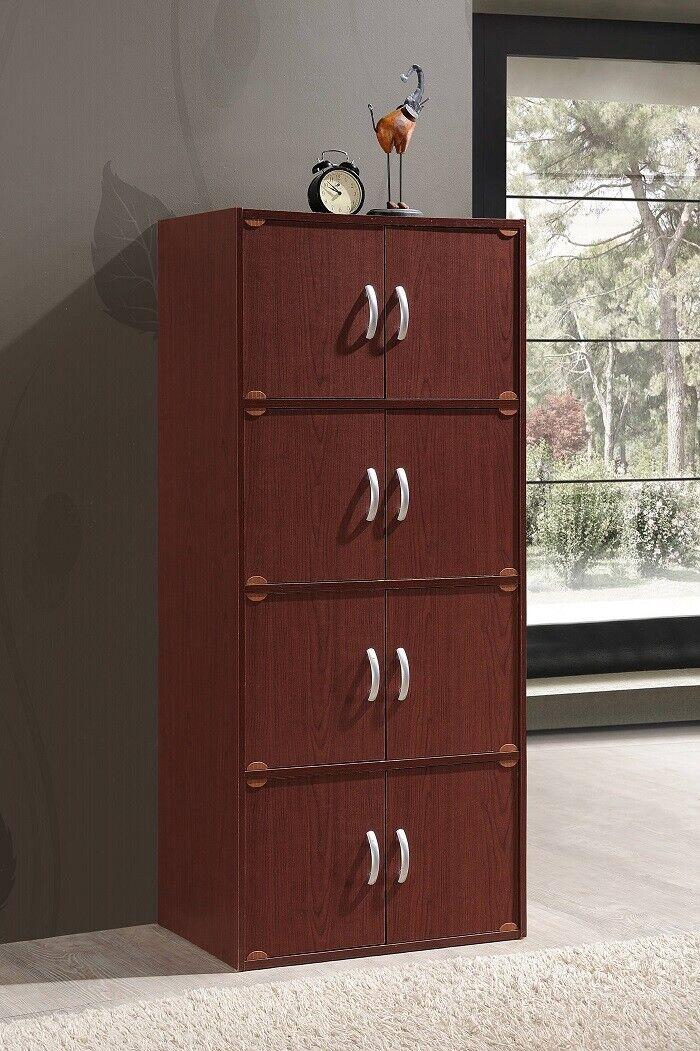 Storage Cabinet Multipurpose Utility Cabinets Garage Kitchen