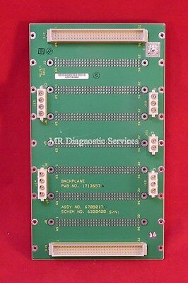 Beckman-coulter Hematology Lh-500 Backplane Card Pcb 6705017