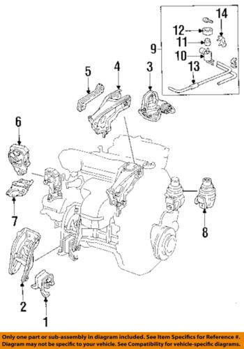 Detalles acerca de Honda OEM Motor-Trasero Soporte De Montaje 50827SM4J83- on toyota 3.5 engine diagram, gm 3.5 engine diagram, tecumseh 3.5 engine diagram, chevy 3.5 engine diagram, dodge 3.5 engine diagram, kia 3.5 engine diagram, nissan 3.5 engine diagram, oldsmobile 3.5 engine diagram, isuzu 3.5 engine diagram, hummer 3.5 engine diagram,