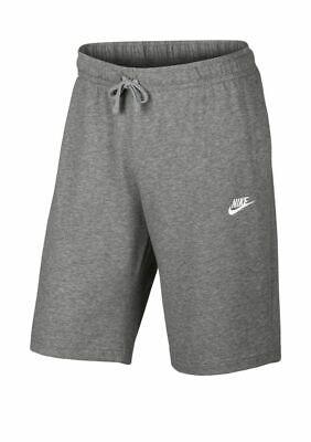 - *NEW* Men's Nike Sportswear Jersey Club Shorts 804419