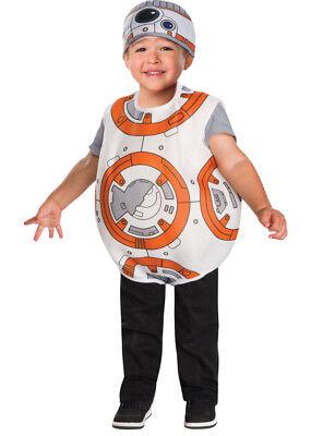 Star Wars BB-6 Halloween Costume Size 3T-4T -- Dress Up BB-6 (Bb Halloween Costume)