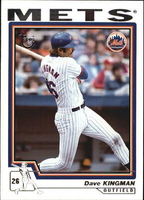 2004 Topps Retired Signature Baseball Card Pick