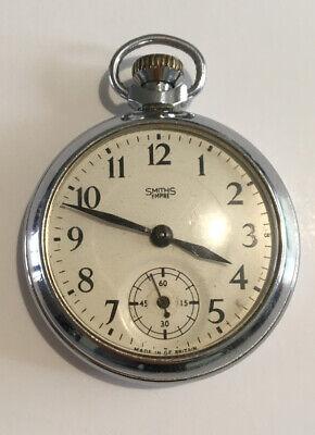 Smiths Empire Pocket Watch