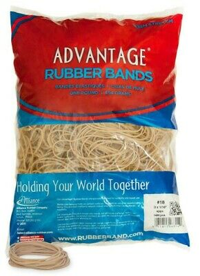 Rubber Bands Large Size 18 3 X 116 Heavy Duty Made In Usa