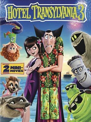 Hotel Transylvania 3 Summer Vacation (DVD)