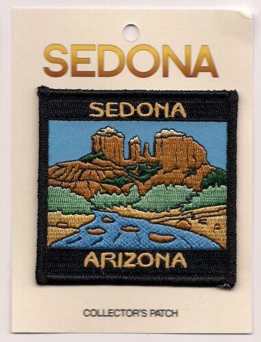 Sedona Arizona Souvenir Patch