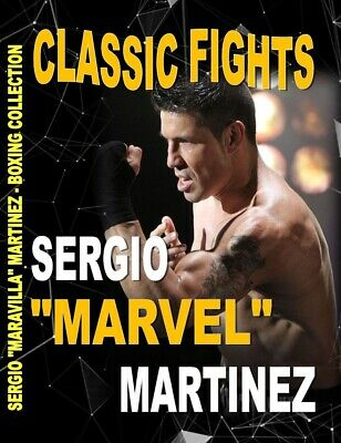Sergio Martinez  (Great Classic Fights)