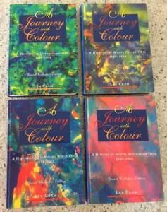 A Journey With Colour 4 Volume Set
