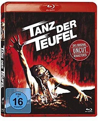 Tanz der Teufel Blu-ray - Remastered Version - Teil 1 Uncut - NEU OVP