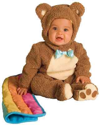 Oatmeal Bear Teddy Animal Noah's Ark Halloween Baby Infant Toddler Child Costume