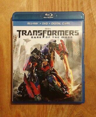 Transformers  Dark Of The Moon  2011  Like New Blu Ray Shia Labeouf