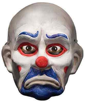 Joker Bank Robber Mask Clown Batman Dark Knight Dress Up Child Costume - Clown Joker Mask