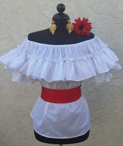 Mexican Fiesta Blouse Sale 104