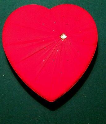 Godiva Chocolatier Heart Shaped Valentine Box RARE!