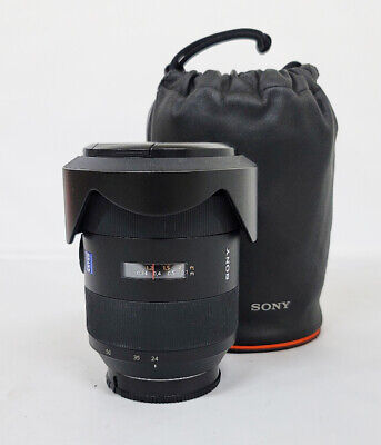 # Sony Vario 24-70mm f/2.8 ZA Lens for Sony Alpha S/N 187863