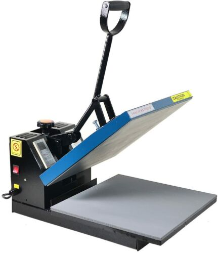 Fancierstudio Power Heat press Digital Heat Press 15 x 15 Sublimation Heat Pr...