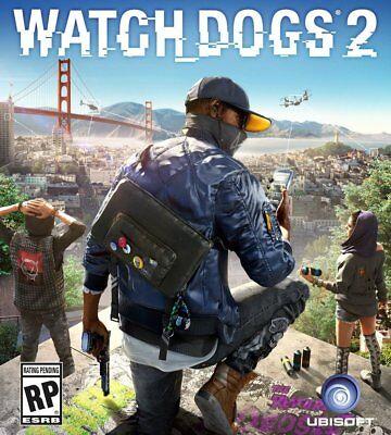 [Versione Digitale UPLAY] PC Watch Dogs 2 - Invio Key da email