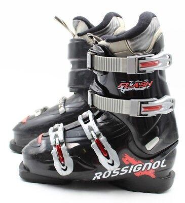 Rossignol Flash Ski Boots - Size 8.5 / Mondo 26.5 Used