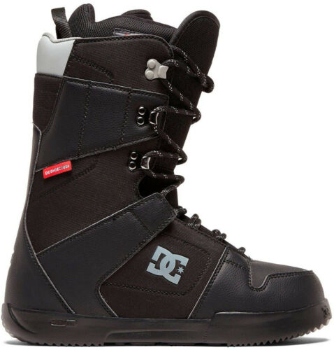 2020 DC Phase Laced Black Men's Snowboard Boots NEW
