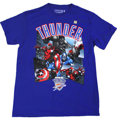 City OKC Thunder Mens Tee Shirt  (Okc Thunders)