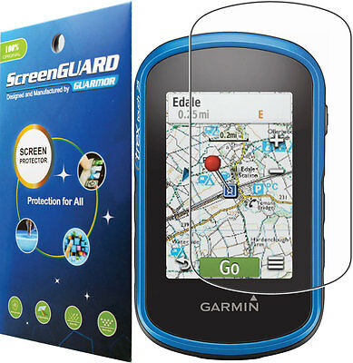 3X Clear Anti Glare Lcd Screen Protector For Garmin Etrex Touch 25 35 35T Gps