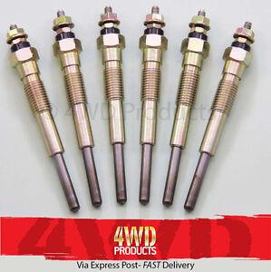 Glow-Plug-SET-Toyota-Landcruiser-HZJ75-HZJ80-4-2D-1HZ-90-98