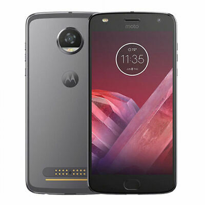 Motorola Moto Z2 Play XT1710-01 32GB 4G LTE GSM Unlocked Smartphone - Fair