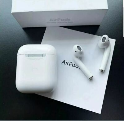 Genuine Apple AirPods 2nd generation with Charging Case